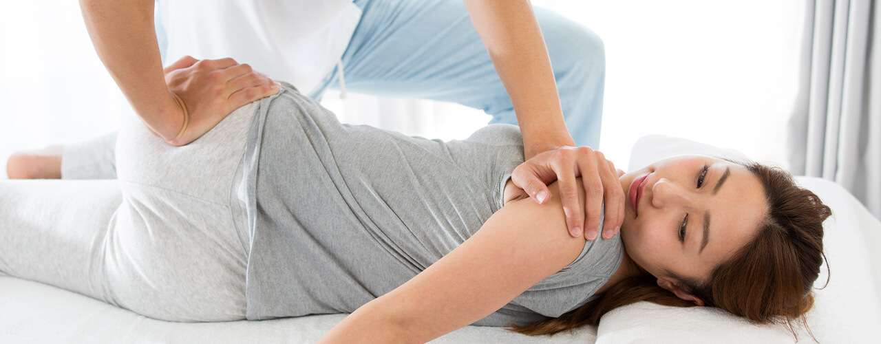 Hip and Knee Pain with Physical Therapy